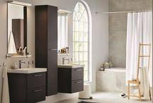 salle de bain dans chambre
