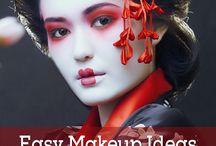 Fasching Makeup