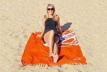 De Danga als strandlaken / Oorspronkelijk is de Danga een strandlaken en daarnaast ook te gebruiken als pareo
