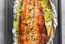 recetas salmón