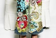 ♕ SwAnkY FaSHioNistA! / A flair for artsy fashion!