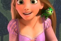 Tangled <3  / My obsession with a Disney film!