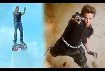 BANG BANG! Hrithik Roshan's death defying stunt