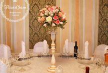 декор свадебный