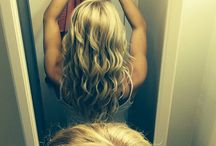 DAT HAIR. / by Sarah D'Angelo
