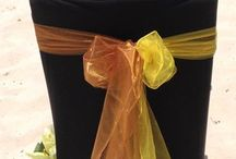 Chair cover & Ties