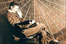 Nicolas Tesla Wallpaper
