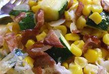 Recipes for Corn