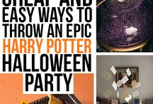 Party idea - Harry Potter