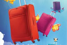 The iLite Max Collection / iLite Max is American Tourister's new stylish design that fuses the latest technology to create a luggage collection that is fashionable, lightweight, and fun.