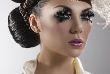 glam! beautiful hair /nails/makeup / by Carolyn Kuhn
