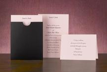 invitations/monograms