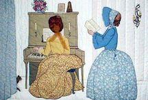 Bonnet girls