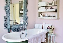 Master Bath Ideas / by Erika Brendle