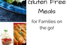 Celiac and Gluten-Free / For those who can't eat gluten, there are recipes-a-plenty.