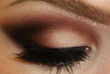 Beauty; Eye make-up