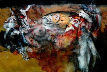 Art work by Hedar Abadi..1