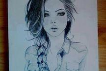 Sketchbook / by Sarah Blakeney Willis