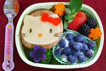 My Future Kiddies' Bento Boxes / by Dolores