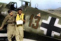 WW2 German Aircraft