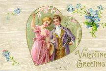 Vintage valentines / by Kim-Rae Novroski