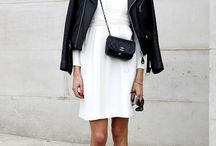 Sneakers with skirt / Sporty shic