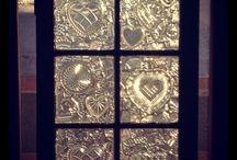 ART:  Glass & Mosaics / by Pat Luke