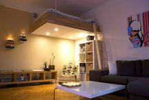 Loft Beds, Home Office, Children's loft / We design, build and install bespoke loft beds, mezzanine floors, storage etc contact: e: martin@scandinavianloft.com t: 02034880448  Loft Beds, Home Office, Children's loft.  The Stockholm loft bed is designed by Per Martenson. #scandinavianloft #loftbed #childrensloft.  www.scandinavianloft.com