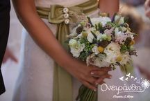 Bridal Bouquets by Oneiranthi