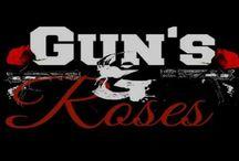 Guns And Roses Book