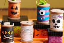 HALLOWEEN FUN CRAFTS FOOD DECORATIONS  / by Erin Capezzera