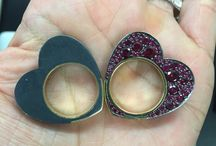 Jessica McCormack Heart Rings Collection