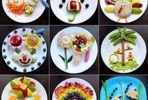 comida decorac