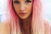 crazy colour hair ideas
