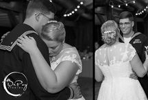 Windmill Winery Military Wedding by DePoy Studios / A beautiful Vintage Military Wedding at Windmill Winery in Florence Arizona by DePoy Studios. We do offer a Military discount to our couples.