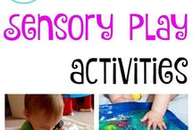infant & toddler activities