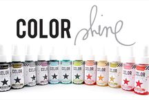 Color Shine Spritz / Heidi Swapp Color Shine Spritz