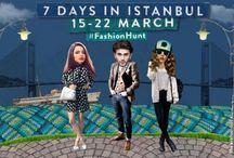 FashionHunt / 11 globally renowned social media influencers come together for a fashion-centric week in Istanbul for FashionHunt! Join the team as they make their way into Istanbul's unparalleled fashion scene, meet top Turkish designers and get front row seats to the Mercedes-Benz Fashion Week Istanbul between March 15th and 22nd. Find the whole FashionHunt team on Instagram and join them as they discover what Istanbul has to offer in fashion & design, gastronomy, architecture and many more...