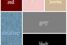 Mona's Wardrobe Essentials / This is what my wardrobe looks like.