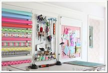 craft room / by Shelby Jones
