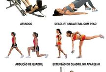 Exercícios físicos.