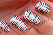 Christmas Manicure / nasze inspiracje na Świąteczny manicure