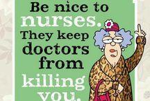 Nurses / by Amy Hendrix