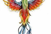 Tattoo - Phoenix