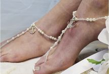 Barefoot Sandals by Catherine Cole Studio / Handmade barefoot sandals for your dream wedding. Amazing quality, large selection and rocket fast shipping. Just adding a little lace to you life. FREE shipping on USA order $49 and more! See more at catherinecole.com