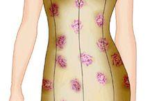 Sy klänningar / Innehåller gratis klänningsmönster, tutorials, tips och inspiration.