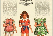 paper doll : betsy