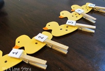 Duck Race / Activities for our annual Ducks 4 Tots race (preschool)  / by Fran Henderson