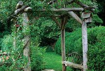 bir gün bahçem olursaa