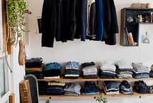 clothing storage